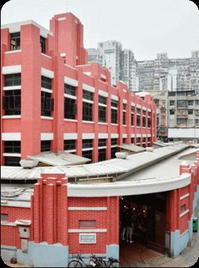 Store-Friendly Macau office